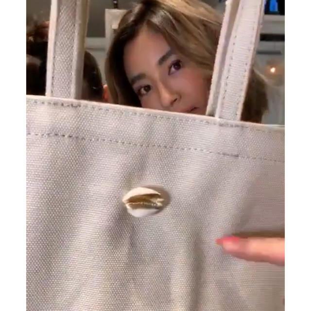 ALEXIA STAM(アリシアスタン)の♡2020年SS Alexiastamプレオーダー非売品ポイントシェルバック♡ レディースのバッグ(トートバッグ)の商品写真