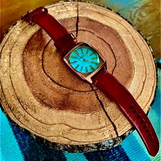 ディーゼル(DIESEL)のDIESEL レディース 腕時計 ☆試着のみ美品☆(腕時計)