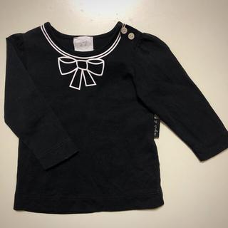 アニエスベー(agnes b.)の【agnes b.】ベビー長袖Tシャツ(シャツ/カットソー)