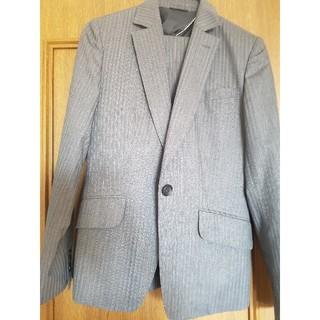 7号スーツ グレーストライプ(スーツ)