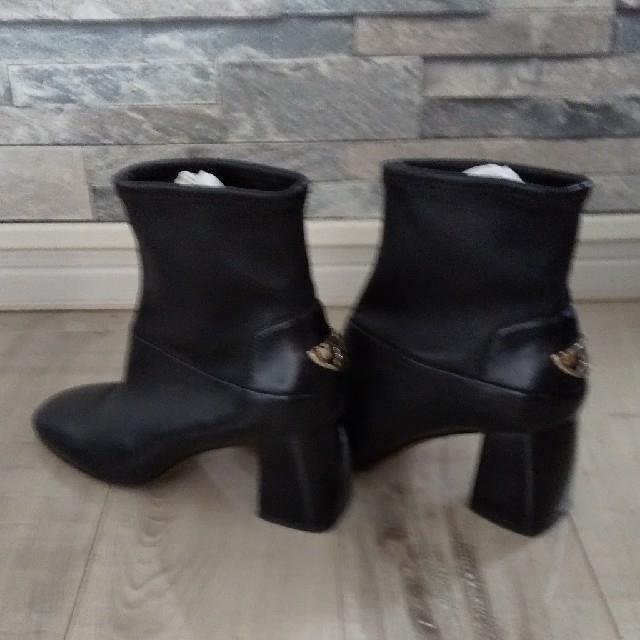 Tory Burch(トリーバーチ)のトリーバーチ☆ショートブーツ 7M レディースの靴/シューズ(ブーツ)の商品写真