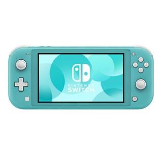 ニンテンドースイッチ(Nintendo Switch)のswitch lite 本体 グレー(家庭用ゲーム機本体)