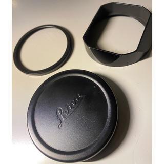 LEICA - ライカ Q2 レンズフード キャップ リング セット LEICA M 10 P