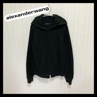 Alexander Wang - 【美品】アレキサンダーワン alexanderwang パーカー パイル生地