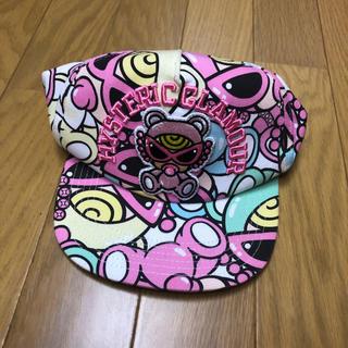 HYSTERIC MINI - ヒスミニ   テディ  キャップ