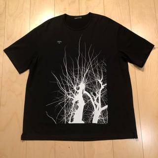 ラッドミュージシャン(LAD MUSICIAN)のラッドミュージシャン オーバーサイズ カットソー新品 未使用   サイズ 42(Tシャツ/カットソー(半袖/袖なし))