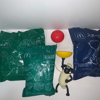 マクドナルド - ハッピーセット おもちゃ 4つセット トミカ