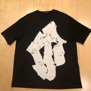 ラッドミュージシャン(LAD MUSICIAN)のラッドミュージシャン オーバーサイズ カットソー新品 未使用   サイズ42(Tシャツ/カットソー(半袖/袖なし))