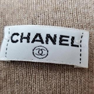 CHANEL - シャネルストールカシミヤ100%マフラー