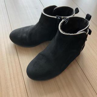 ザラキッズ(ZARA KIDS)のZARA GIRLS ショートブーツ 18cm(ブーツ)