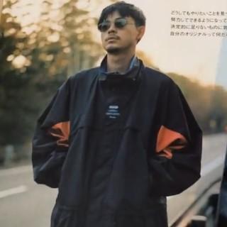 UNUSED - DAIRIKU マウンテンコート ブラック