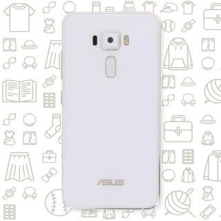 エイスース(ASUS)の【B】ASUSZenFone3/Z017DA/32/SIMフリー(スマートフォン本体)