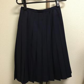 エル(ELLE)の中学 制服 プリーツスカート 冬服 ELLE(ひざ丈スカート)