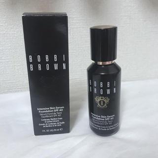 BOBBI BROWN - ボビイブラウン 美容液ファンデ