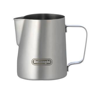 デロンギ(DeLonghi)の美品 デロンギ ステンレス製 ミルクジャグ 350ml MJD350(エスプレッソマシン)