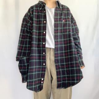 TOMMY HILFIGER - TOMMY HILFIGER 90s チェックシャツ
