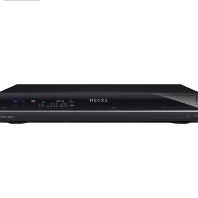 東芝(トウシバ)の東芝HDD内臓DVDレコーダーREGZA RD-R100   スマホ/家電/カメラのテレビ/映像機器(DVDレコーダー)の商品写真