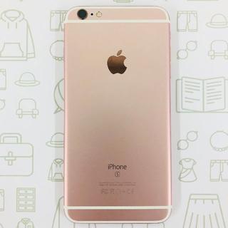 アイフォーン(iPhone)の【C】iPhone6S Plus/64/SIMフリー(スマートフォン本体)