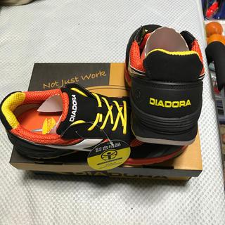 ディアドラ(DIADORA)のDIADORA 安全靴 26.5EEE(スニーカー)
