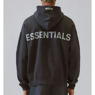 FEAR OF GOD - 【L】FOG ESSENTIALS パーカー