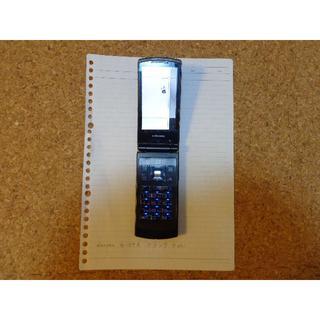 エヌティティドコモ(NTTdocomo)のN-09A  FOMA フィーチャーフォン(携帯電話本体)
