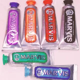 マービス(MARVIS)のマービス MARVIS  6本セット(歯磨き粉)