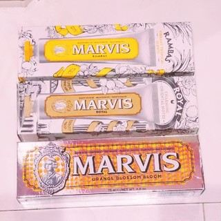 マービス(MARVIS)のマービス MARVIS 限定 3本セット(歯磨き粉)