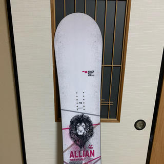 アライアン(ALLIAN)のALLIAN プリズムガール 145(ボード)