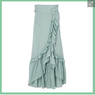 snidel - ☆SNIDEL【新品】バックリボンスカート