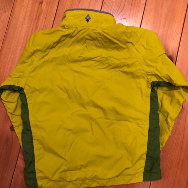 mont bell(モンベル)のmont-bell ウインドブレーカー キッズ/ベビー/マタニティのキッズ服男の子用(90cm~)(ジャケット/上着)の商品写真