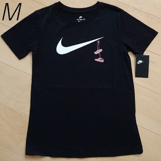 NIKE - 新品 NIKE ブラック M Tシャツ ナイキ