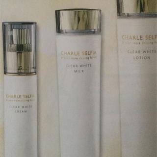 シャルレ(シャルレ)のセルフィア化粧品3点セット(化粧水/ローション)