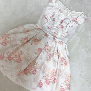 LIZ LISA ♡ シンデレラ柄ワンピース