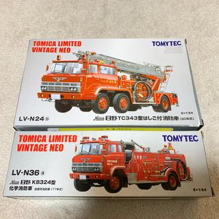 Takara Tomy - トミカリミテッドビンテージ 日野TC343 日野KB324セット 未使用