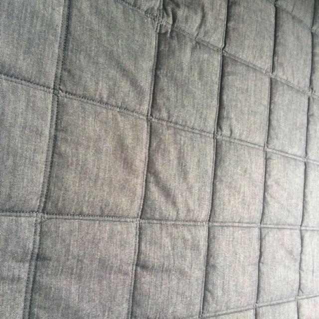 MUJI (無印良品)(ムジルシリョウヒン)のネット完売3畳用 ホットカーペットセット インテリア/住まい/日用品のラグ/カーペット/マット(ホットカーペット)の商品写真
