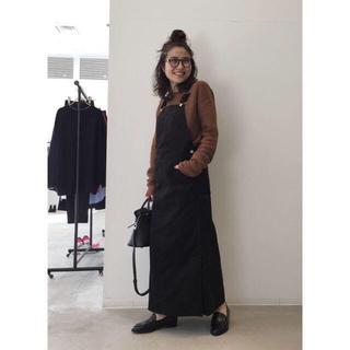 L'Appartement DEUXIEME CLASSE - 新品 アパルトモン UNION LAUNCH オーバーオールスカート