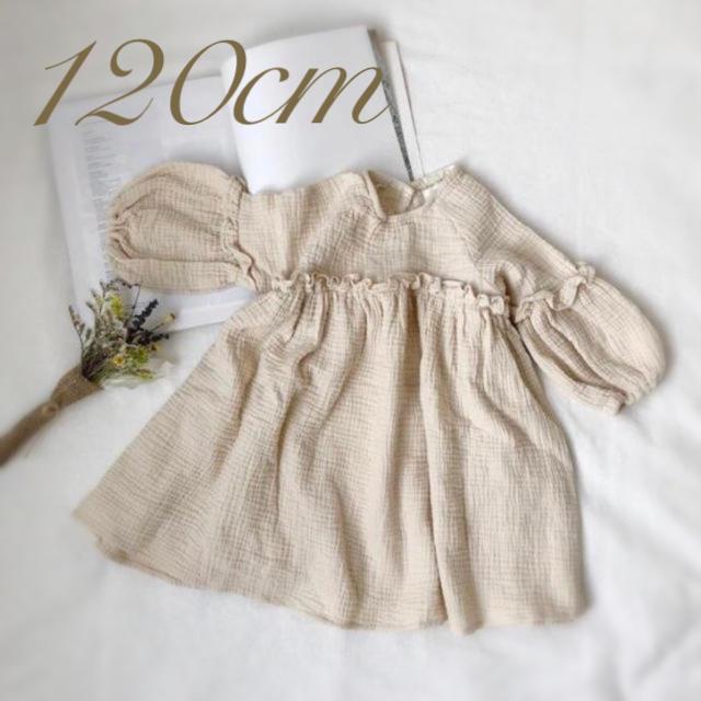 petit main(プティマイン)の韓国こどもふく ワンピース キッズ/ベビー/マタニティのキッズ服女の子用(90cm~)(ワンピース)の商品写真