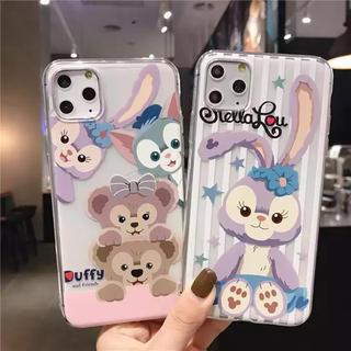 Disney - ダッフィー&フレンズ ステラ・ルー iPhone7/8/X/XS/XR/11