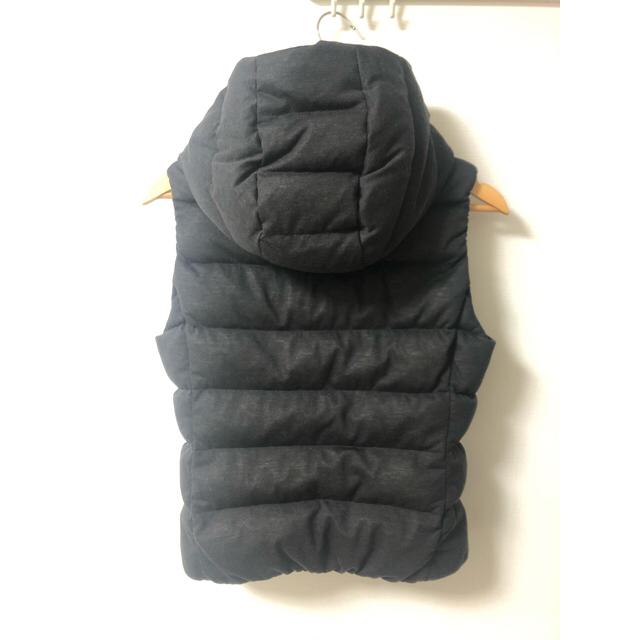 UNIQLO(ユニクロ)のUNIQLOベストダウン レディースのジャケット/アウター(ダウンベスト)の商品写真
