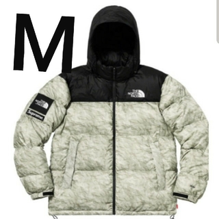 Supreme - Supreme North Face Paper Nuptse  Jacket