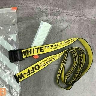 OFF-WHITE - Off-White オフホワイト インダストリアル ベルト 200 x3.5