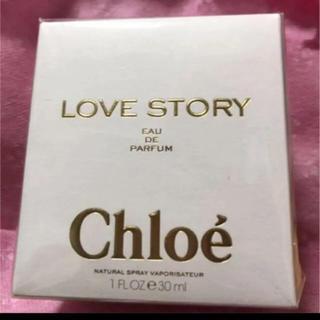 クロエ(Chloe)の新品 クロエラブストーリー (香水(女性用))