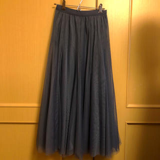 GRL - ロングチュールスカート