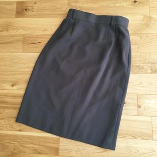 UNTITLED - 日本製 スリットロングスカート