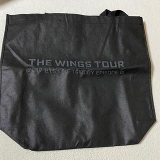 防弾少年団(BTS) - WINGS TOUR ショッパーバッグ