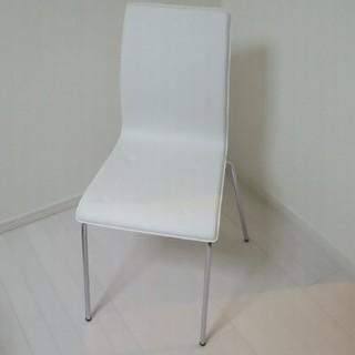 椅子 未使用 組み立て式(ハイバックチェア)