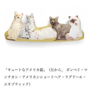 フェリシモ(FELISSIMO)の猫 クッション(クッション)
