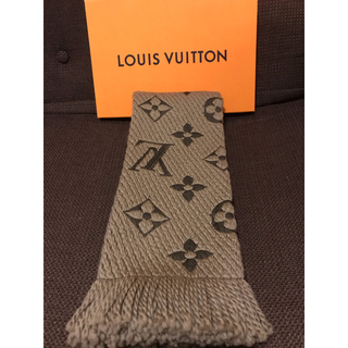 LOUIS VUITTON - ルイヴィトン マフラー(新品未使用)