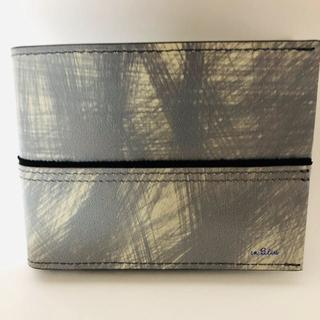 ランバンオンブルー(LANVIN en Bleu)の新品 ランバンオンブルー LANVIN en Bleu 二つ折り 財布 メンズ(折り財布)