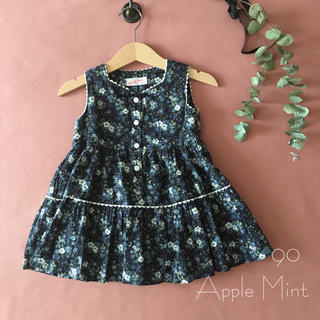ご専用♡上質ベビー服*̩̩̥Apple Mint *̩̩̥˖ワンピース୨୧
